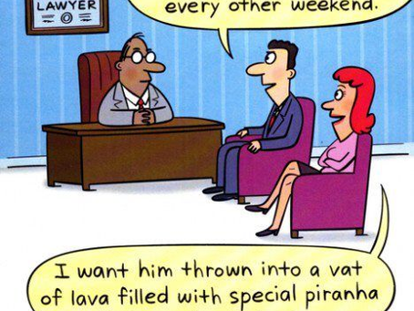 WEEKLY LEGAL HUMOUR!