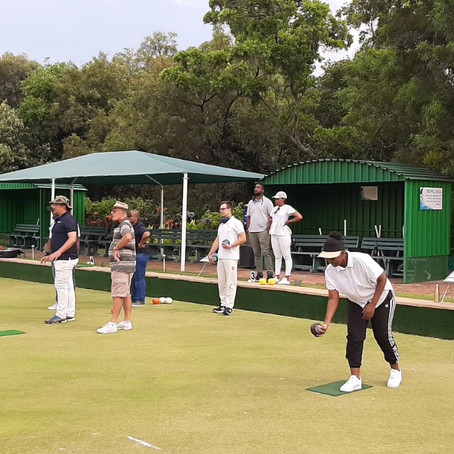 WBHO staff enjoyed year-end function at BSC bowls club - organised in just two days!