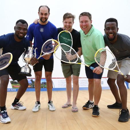 BSC squash club champs