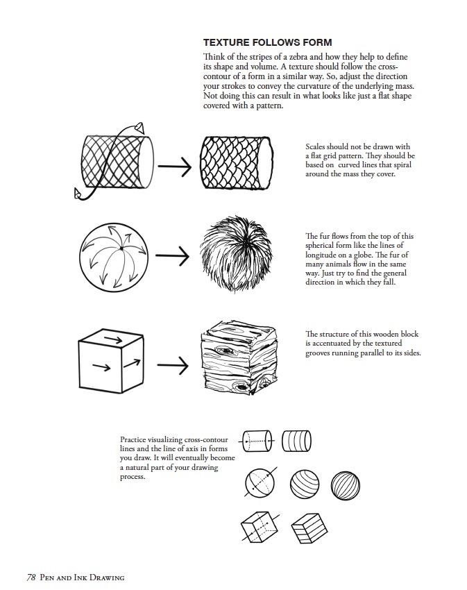 Texture Follow Form