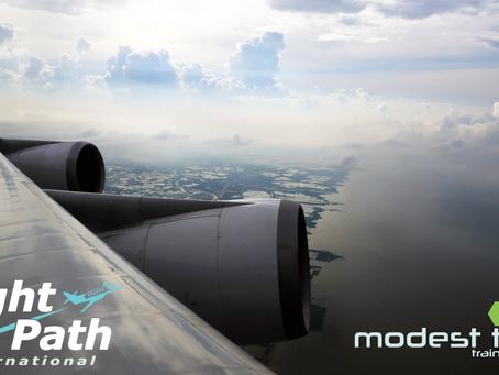 Modest Tree Partners With FlightPath International To Introduce Virtual Reality Maintenance Training
