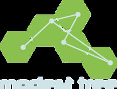 modest tree white square logo tranparent