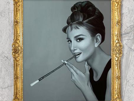 【時尚油畫課程工作坊 重磅回歸】💥💥💥💥