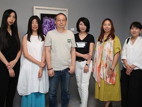 台灣女力藝術崢嶸!6位女性藝術家競豔!