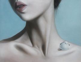 窩 53x65cm oil on canvas