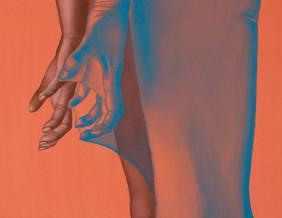 丹 27x35cm oil on canvas 2019