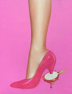 Sweet Pitaya 35x27cm oil on canvas