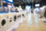 Washing machines in home appliance elect