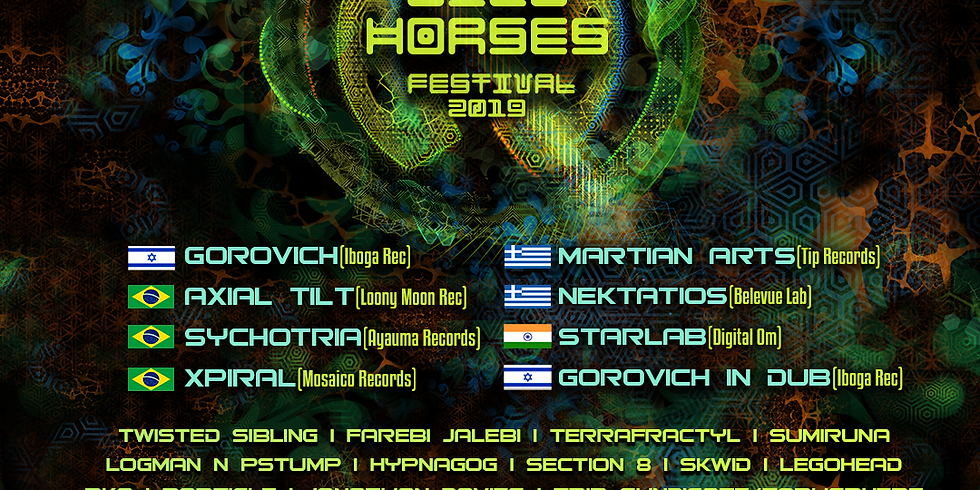 WILD HORSES FESTIVAL 2019