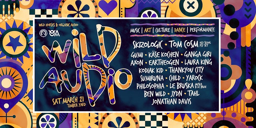 Wild Audio Festival – Wild Horses x Organic Audio (1)
