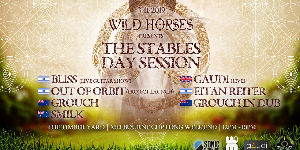 The stables - Melbourne cup long weekend 03.11.19