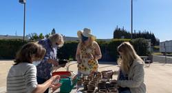Prayer Garden Volunteers