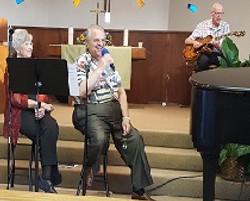 Bob Nixon & Glenda Bridges 201717