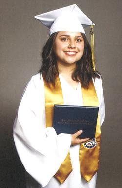 Marisa Angulo 2020 Grad
