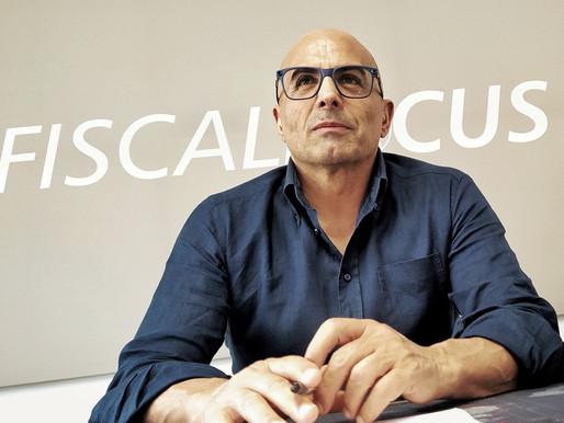 """Antonio Gigliotti autore di """"Caos-19. testimonianza di una pandemia economica e fiscale"""" (Rogiosi)"""