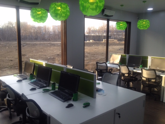 офис продаж River Park - Ривер Парк