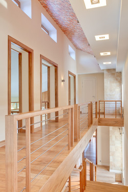 Премиальный деревянный интерьер