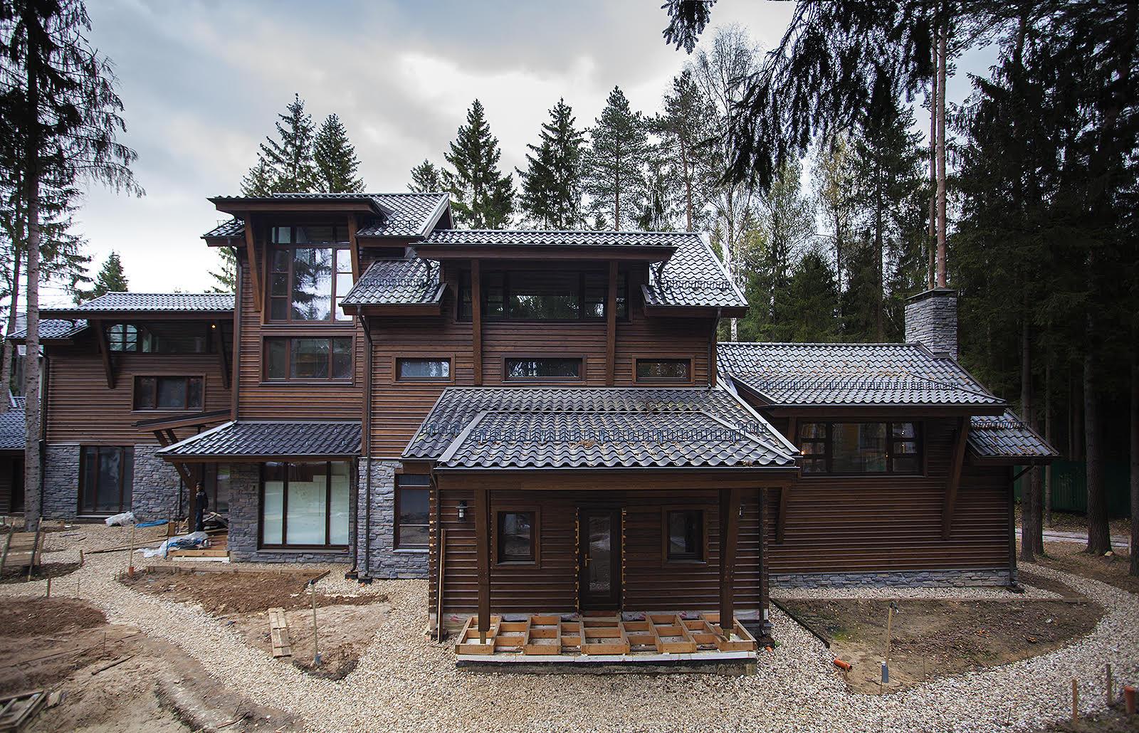 Жилой дом в деревне Жедочи