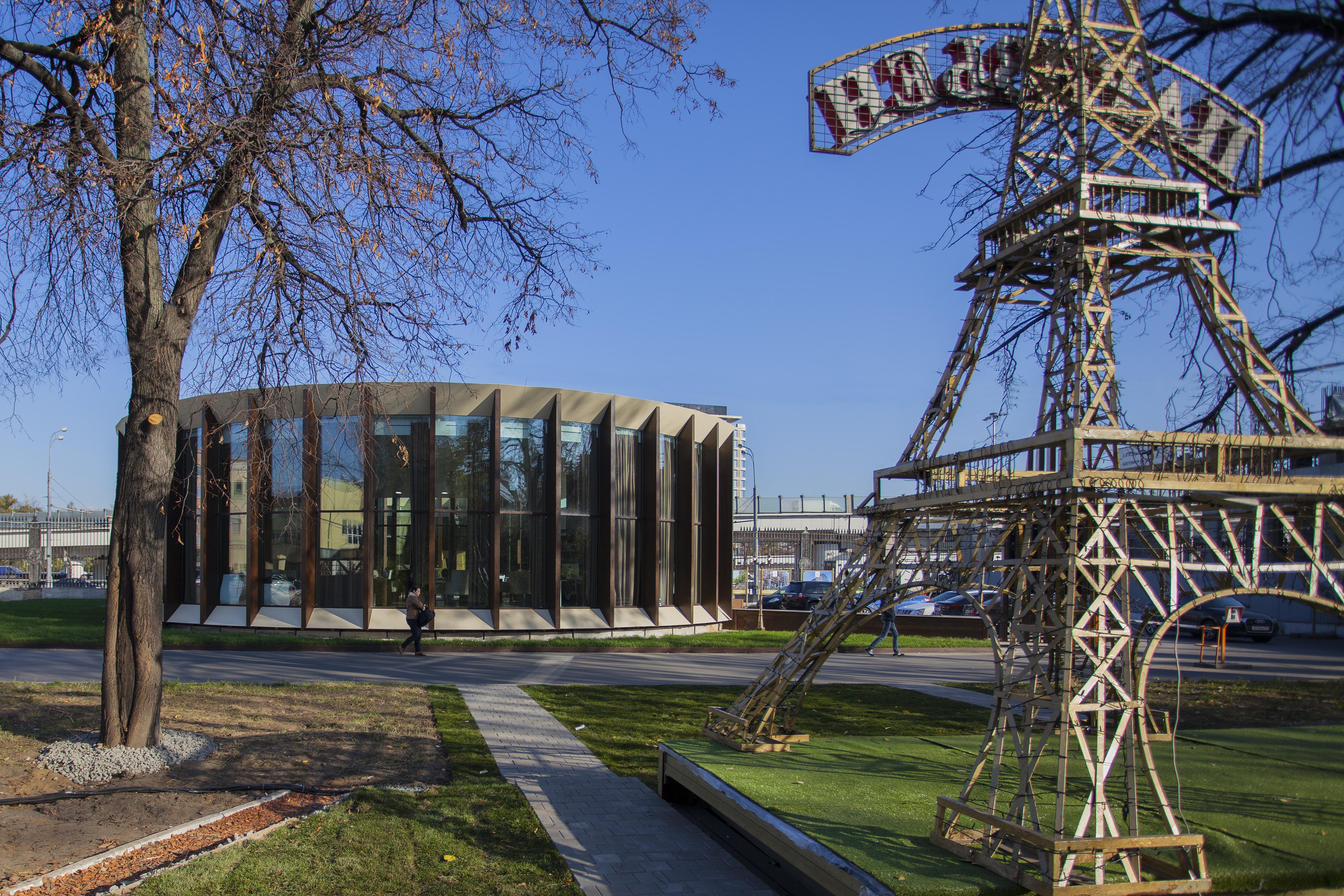 офис продаж Царская Площадь