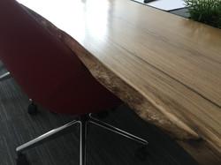 """Мебель в офис продаж ЖК """"SREDA"""""""