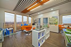 офис продаж, модульное здание