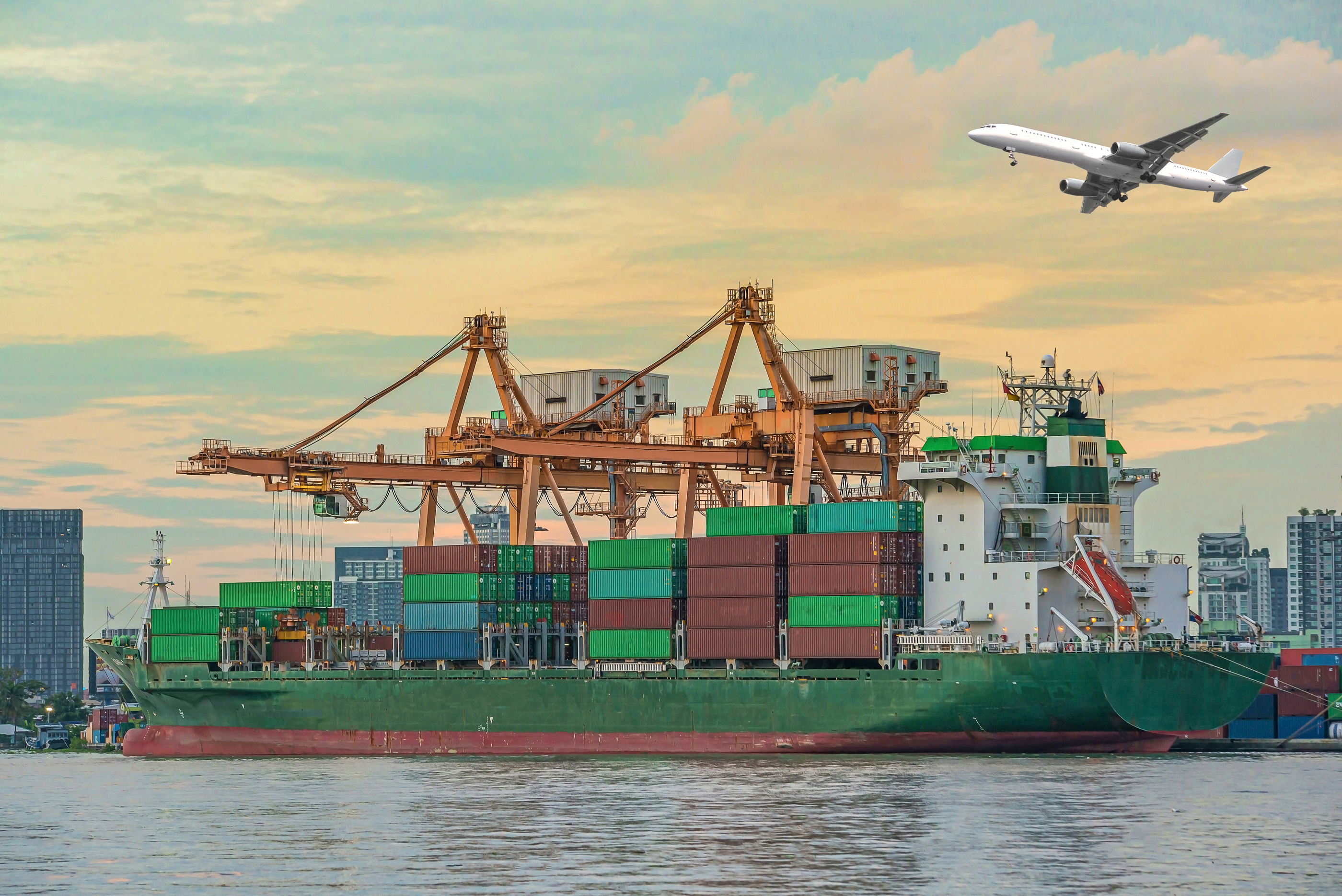 Sea- and Air Freight