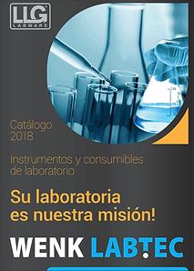 Instrumentos y consumibles de laboratori