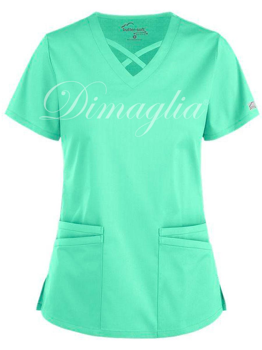 Uniformes para enfermeras en tela antifl