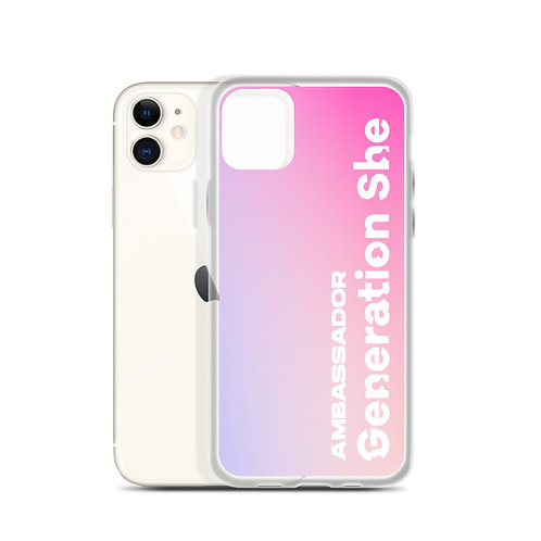Ambassador iPhone Case