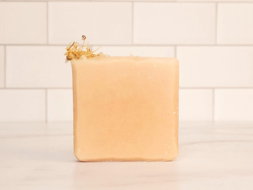 Soothing Calendula Soap
