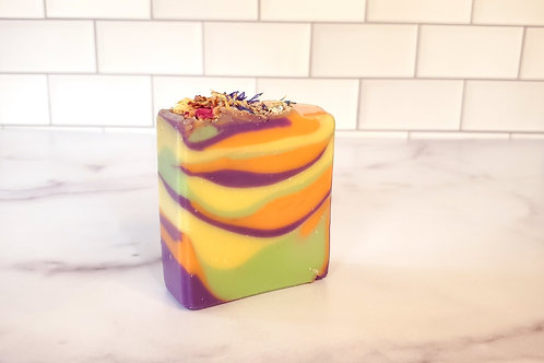 Flower Bomb Soap