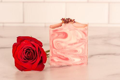 Madaket Rose Soap