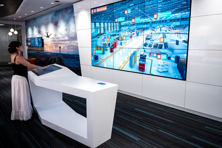 KLX Aerospace Solutions Experience Center. Product Spotlight.