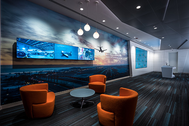 KLX Aerospace Solutions Experience Center. Product Spotlight.