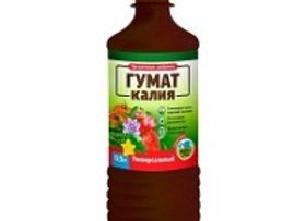 Гумат Калия 0,5л