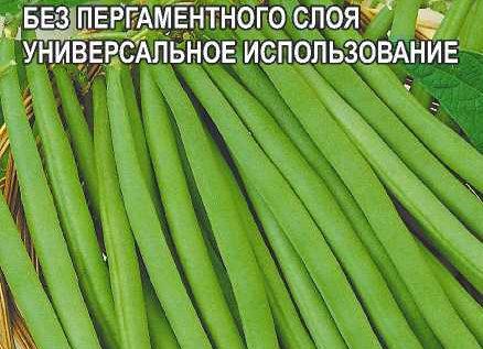 Фасоль Московская Белая Зеленостручная 556/Сем Алт
