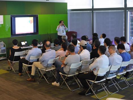 Smart Talk sharing on technology of SHIELD