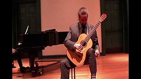 I. Adagio - Allegro, Concerto for guitar, Op. 56 - Jacques Hetu,