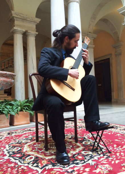 guitar teacher, guitarist Baltimore