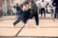 Breakdance Kulturinsel Stuttgart