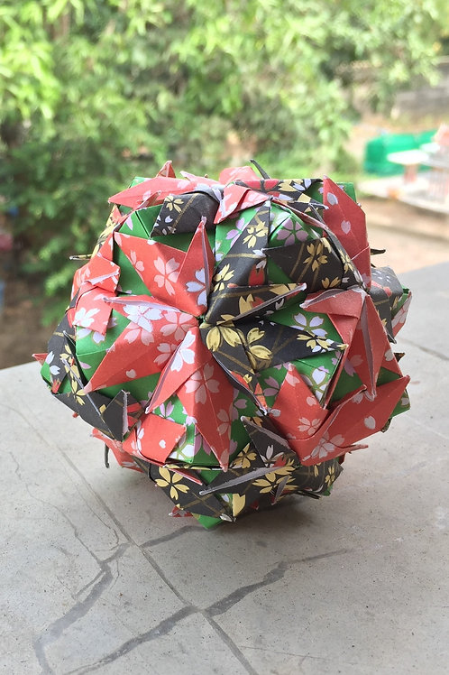 Maple Kusudama