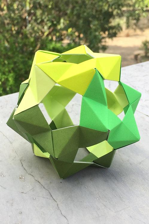 Chlorophyll Kusudama