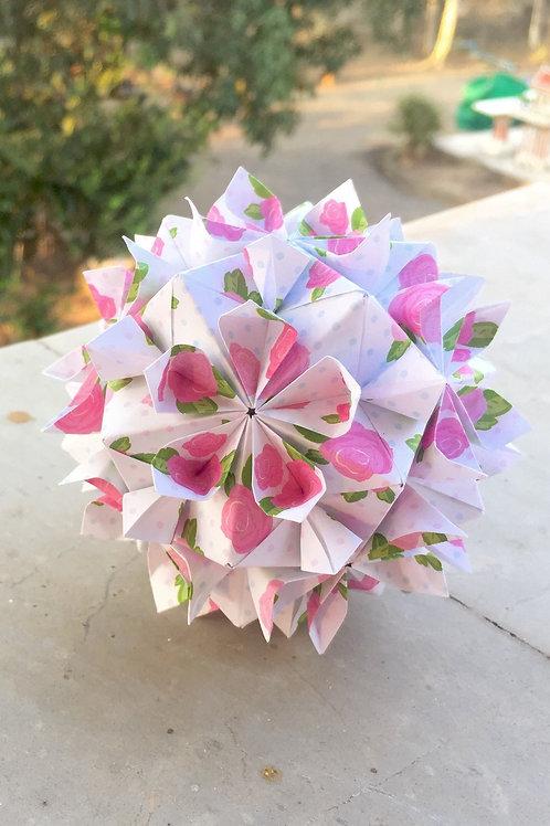Cherry Blossom Kusudama