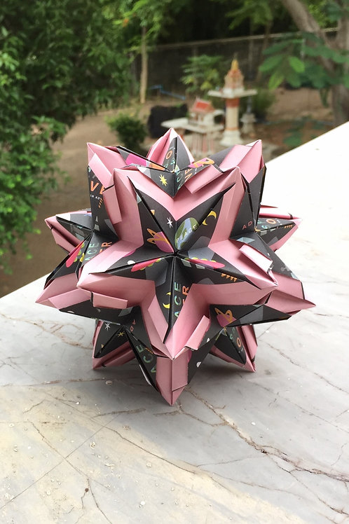 Satellite Kusudama