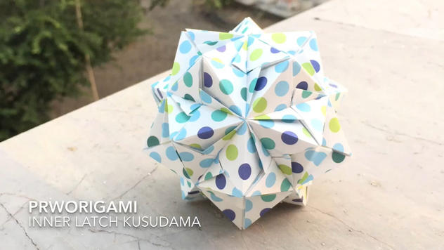 Inner Latch Kusudama