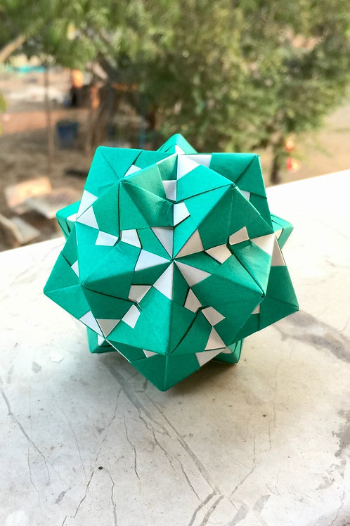 Pavement Kusudama