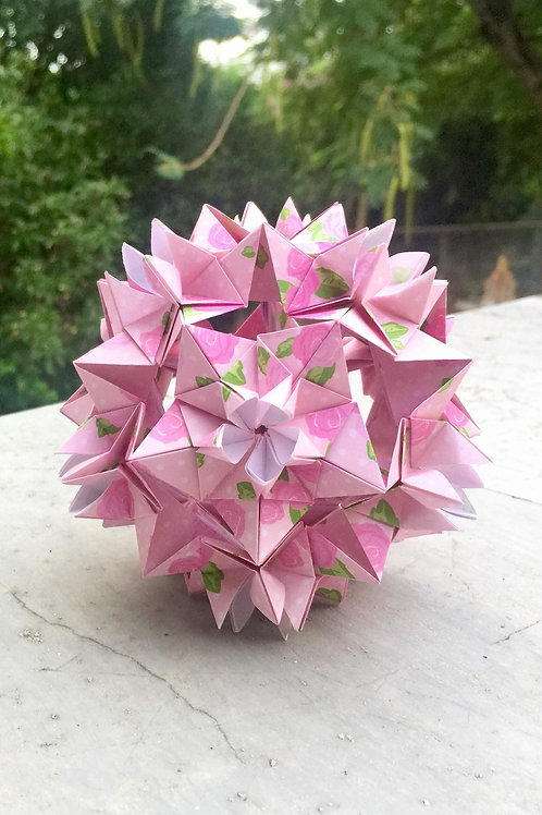Vow Blossom Kusudama