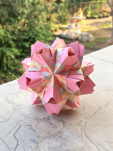 Little Unit Kusudama