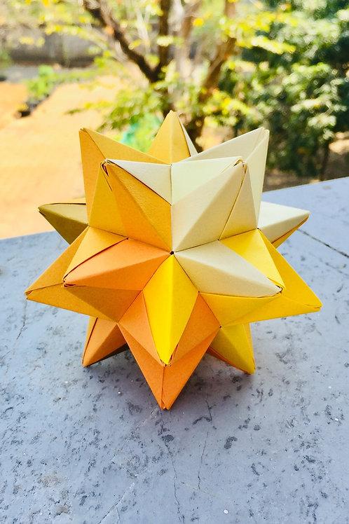 Modular Star Kusudama