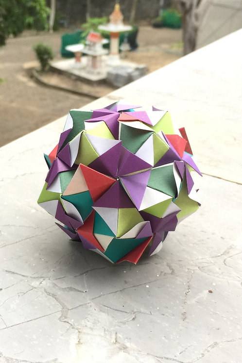 Float Pocket Kusudama